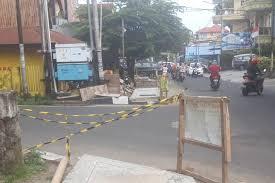 Perbaikan infrastruktur oleh PUPR