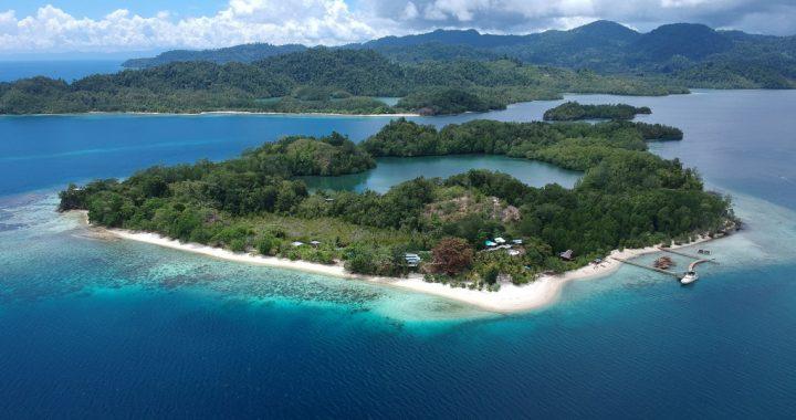 Keindahan pulau pogo pogo