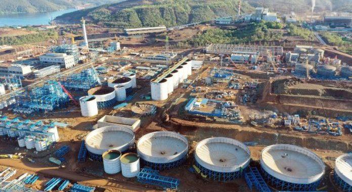 Smelter Halmahera Persada Lygend