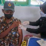 Capaian penerima vaksin COVID-19 di Malut 26,70 persen, efektifkan kinerja